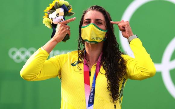 Чемпіонка використала презерватив, щоб виграти «золото» Олімпіади-2020. ВІДЕО