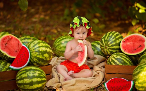 У Туреччині вирощують 5-грамові бебі кавуни зі смаком огірка. ФОТО