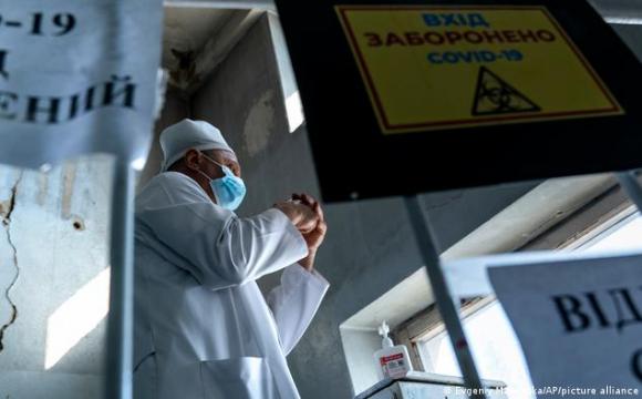 Від COVID-19 померло більше українців ніж від раку, туберкульозу та СНІДу разом