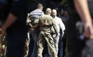 Ветерану АТО, який захопив Кабмін оголосили про підозру