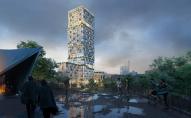 У Німеччині побудують 100-метровий хмарочос з дерева. ФОТО