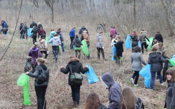 До «Великого прибирання» у Луцьку хочуть залучити 2 тисячі осіб
