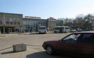 На автостанції Луцька хочуть знести кіоски