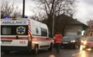 У Володимирі-Волинському автівка збила пішохода. ВІДЕО