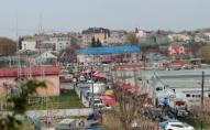 У Луцьку хочуть заборонити зупинку та стоянку поблизу Центрального ринку
