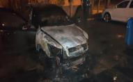 Детективу НАБУ, який розслідував Арсена Авакова спалили автомобіль