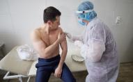 Як почувається Зеленський після вакцинації