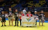 9-річний волинянин став чемпіоном Європи з козацького двобою серед дітей