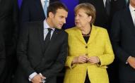 Франція і Німеччина прокоментували переговори з Путіним
