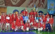 Завершився чемпіонат України із самбо у Луцьку: у волиняни здобули 5 медалей