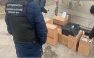 Луцький прикордонний загін затримав 2 буси з контрабандою. ФОТО