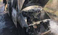 Лучанин спалив авто через ревнощі