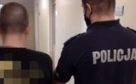 Заважав медикам й кидався на поліцію: у Польщі затримали українця