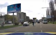 Луцьких пішоходів почали штрафувати за порушення ПДР. ВІДЕО