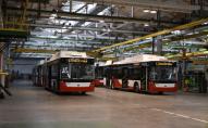 Луцьк отримав ще 4 новеньких тролейбуси. ФОТО