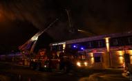 Смертельна пожежа в Одесі