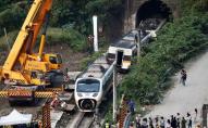 У залізничній катастрофі на Тайвані загинули іноземці