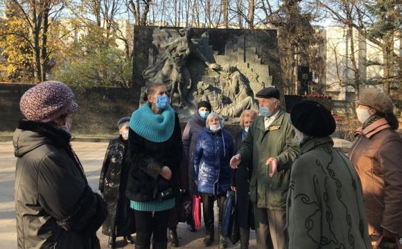 На Волинь приїхали в'язні фашистських концтаборів з різних областей країни