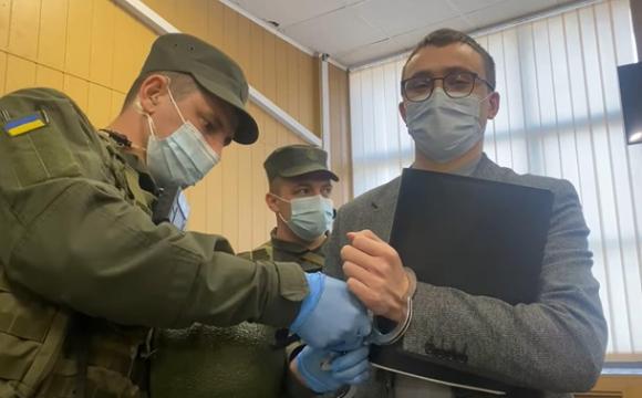 Сергія Стерненка звільнили з-під варти. ВІДЕО
