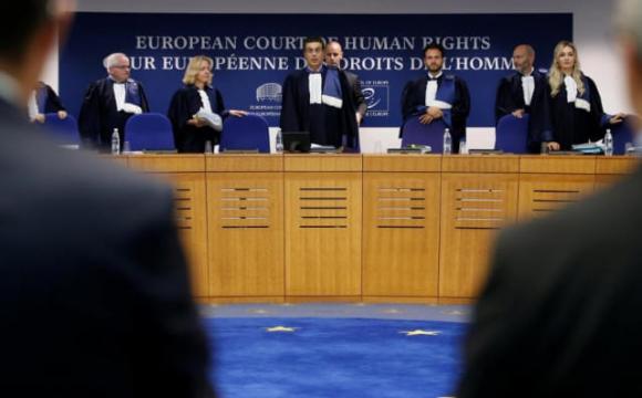 Росія подала в Європейський суд 10 претензій до України