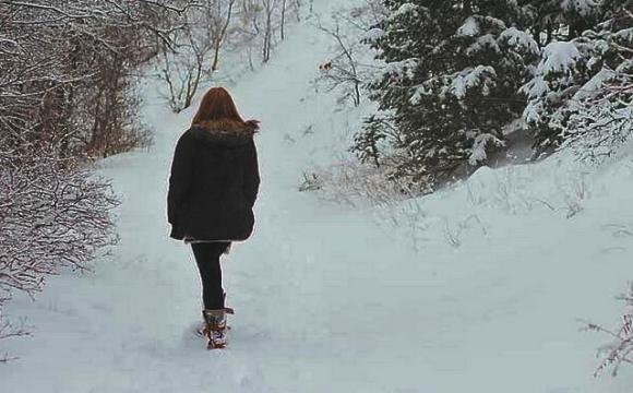 На Волині замерзла дитина