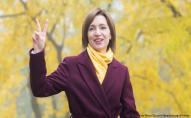 Кортеж президента Молдови прямує до Києва