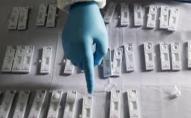 В Україну доставили майже 225 тисяч тестів на антигени до COVID-19