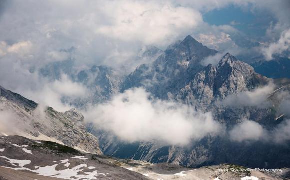 В Альпах знайшли сліди віком 250 млн років