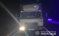 У Затурцях вантажівка на смерть збила чоловіка