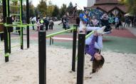 Локація для дітей з обмеженими фізичними можливостями: у Луцьку відкрили урбан-парк