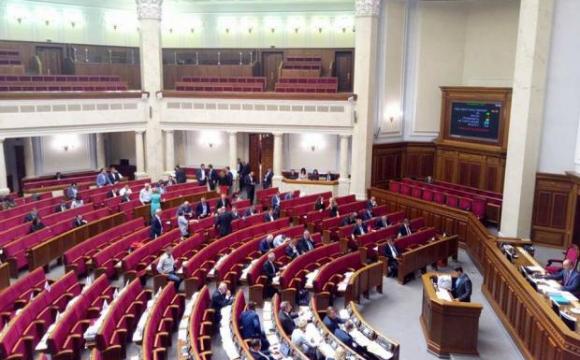 Скільки депутатів не були на жодному засіданні Ради?
