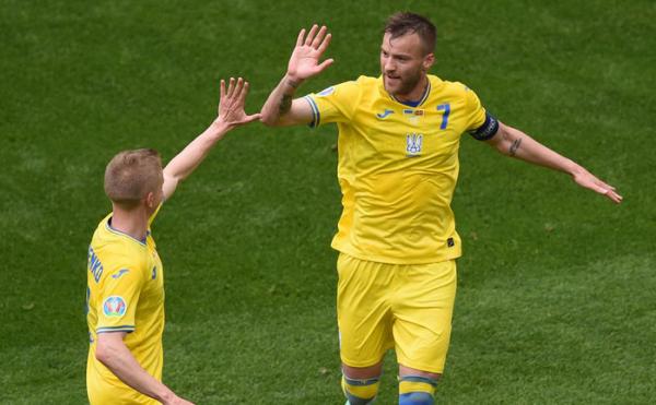 Українська збірна вперше вийшла в плей-офф