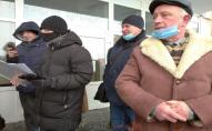 Ковельчани вийшли на протест через «тарифний геноцид та за відставку Шмигаля. ФОТО