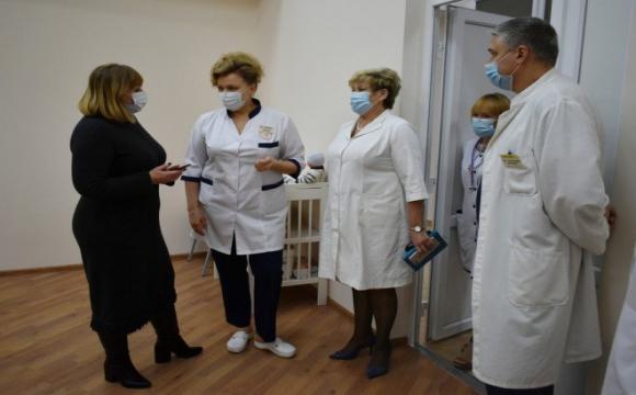 Волинська обласна лікарня - один з кращих медичних закладів України - заступниця міністра Степанова