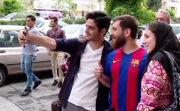 Неймовірна схожість: фанат Мессі видавав себе за футболіста. ФОТО