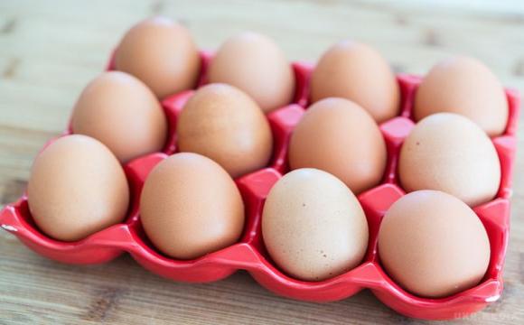 Україна продає яйця в Єфіопії?