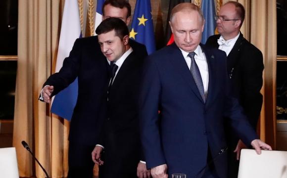 «Зеленський єврей, а Україна нацистська»: Путін про новий законопроєкт Зеленського