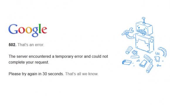 Компанія «Гугл» заборонить користувачам заходити у свої облікові записи
