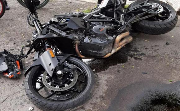 Скільки ДТП за участю мотоциклів та скутерів трапилось на Волині з початку року