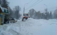 Луцьких чиновників покарали за неприбраний сніг