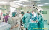У Луцьку в перинатальному центрі прооперували дівчинку, яка народилася недоношеною та з вадою серця
