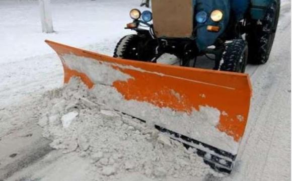 Скільки грошей витратили в Луцьку на розчищення снігу?