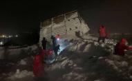 Лавина зійшла на туристів: під снігом декілька будинків