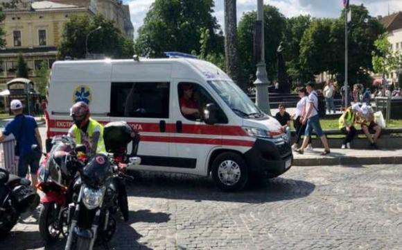 23-річний хлопець загинув під час півмарафону у Львові