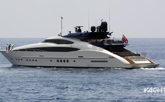 Український олігарх Віктор Пінчук продає яхту