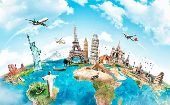У 2020 році міжнародний туризм впав до рівня 1990 року