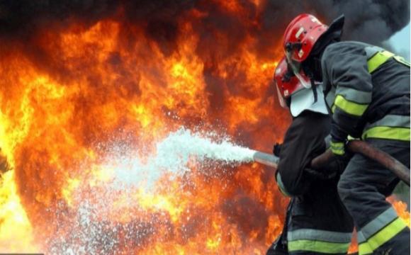 На Волині у пожежі загинула пенсіонерка