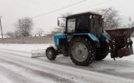 На Волині трактор, який чистив сніг, розчавив чоловіка