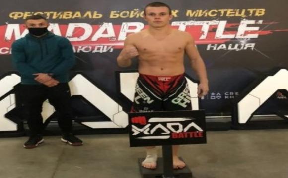 Іван Пасич із Любешівського району виграв гран-прі на фестивалі бойових мистецтв