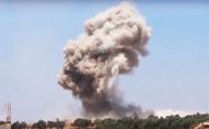 Сирійські ЗМІ повідомляють про потужну атаку Ізраїлю